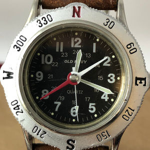 Old Navy Accessories - Vintage Rare Old Navy Wrist Watch with Compass